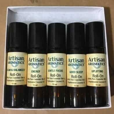 Roll-On Collection in Gift Box