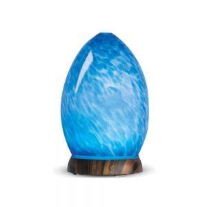 Natures Remedy Lux Marble Blue Essential Oil Diffuser